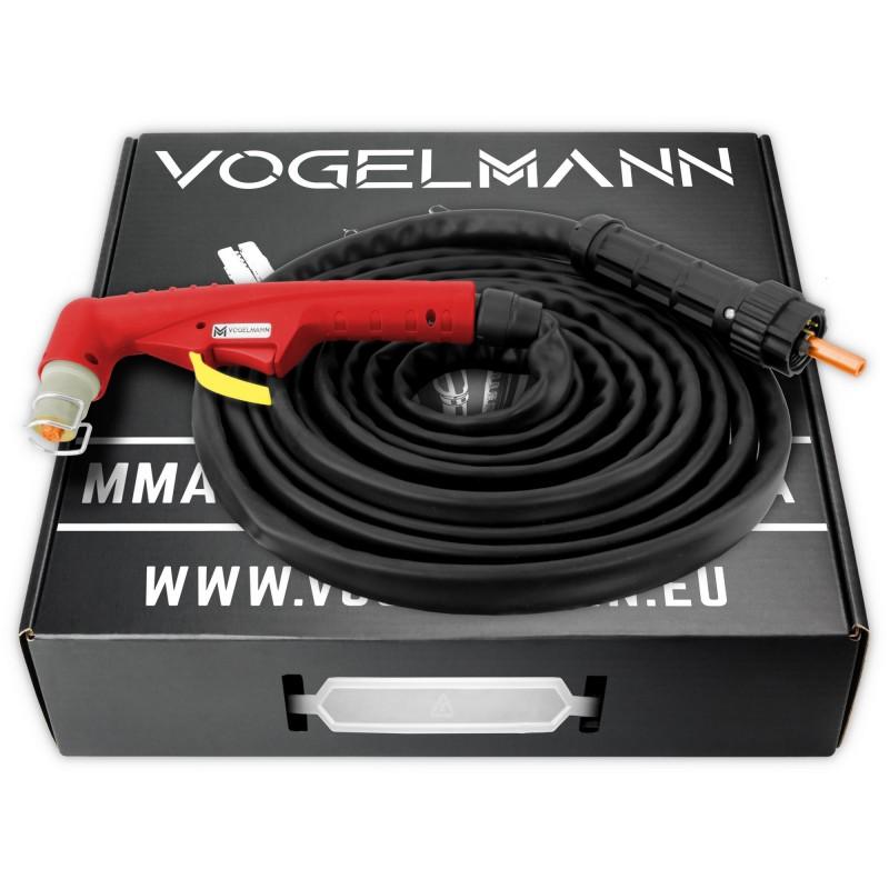 Vogelmann Plasmabrenner LT-81 6 Meter Schlauchpaket für Plasmaschneider Euro